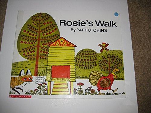 9780590718097: Rosie's Walk (Big Book)