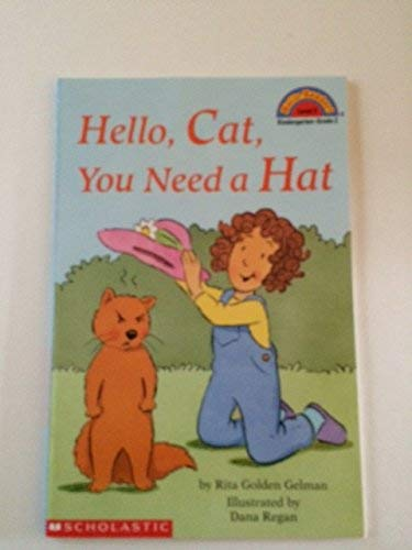 9780590719155: Hello, Cat You Need a Hat (A Read-it-Yourself Book)