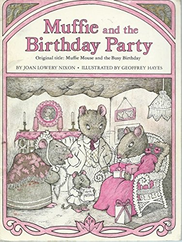 9780590720175: Muffie and the Birthday Party