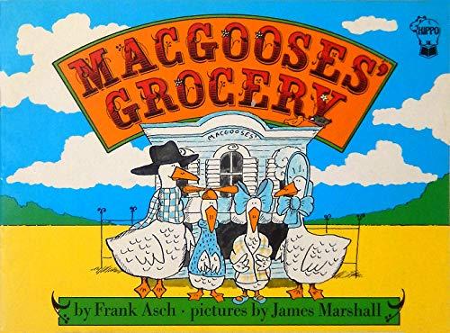 9780590720779: Macgooses' Grocery