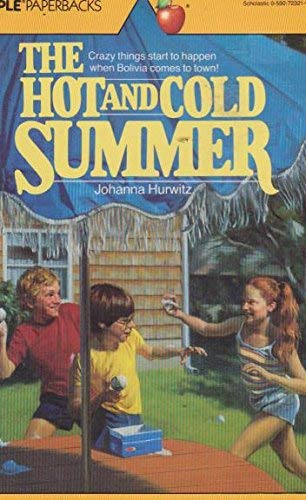 9780590723213: The Hot and Cold Summer (An Apple Paperback)