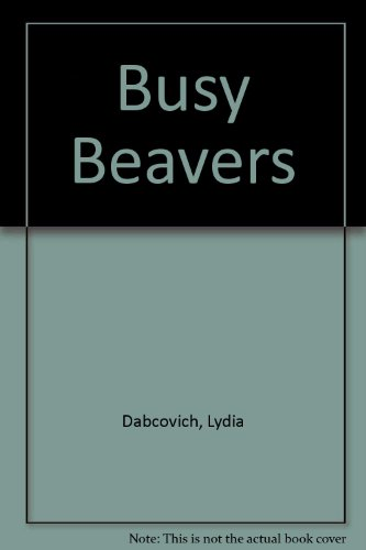 9780590724555: Busy Beavers