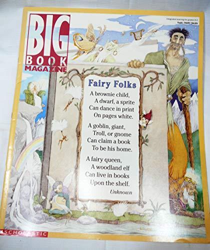 9780590724760: Fairy Folks (Big Book Magazine)