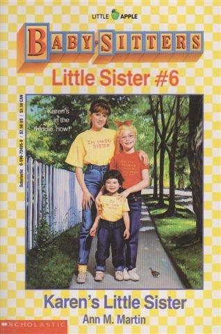 9780590724951: Karen's Little Sister (A Little Apple Paperback)