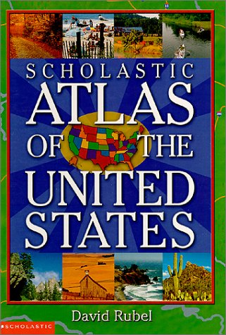 9780590725620: Scholastic Atlas of the United States (An Apple Paperback)