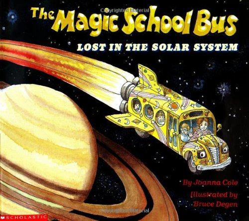 9780590725996: Lost In The Solar System (Magic School Bus)