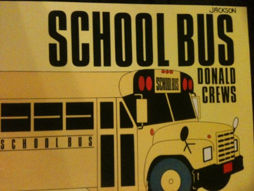 9780590726115: School bus (Scholastic big books)