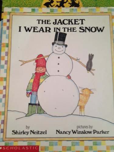 9780590726139: Jacket I Wear in the Snow (Big Book)