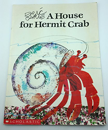 A House for Hermit Crab (Big Book: Eric Carle