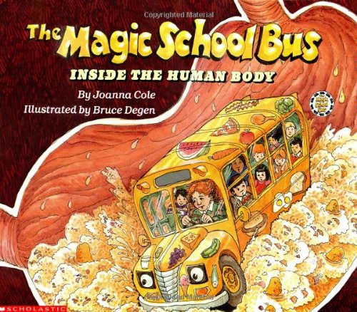 9780590726337: The Magic School Bus in the Human Body: Inside the Human Body