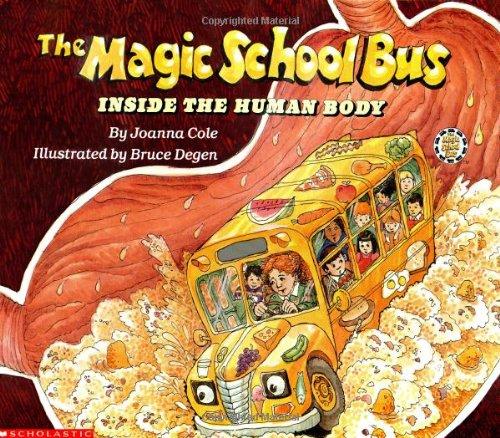 9780590726337: Inside The Human Body (Magic School Bus)