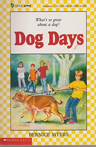 9780590726863: Dog Days