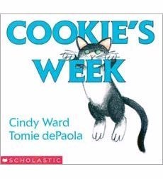 9780590727006: Cookie's Week (Big Book)