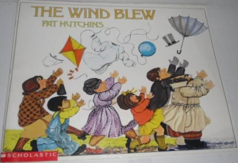 9780590728027: the wind blew