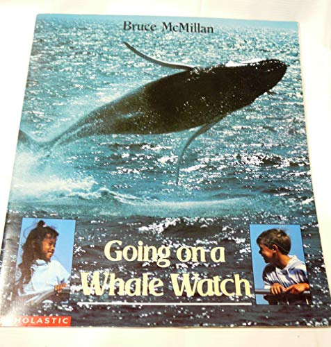Going on a Whalewatch (Big Book)