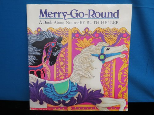 9780590728331: Merry-Go-Round: A Book About Nouns (Scholastic Big Book)