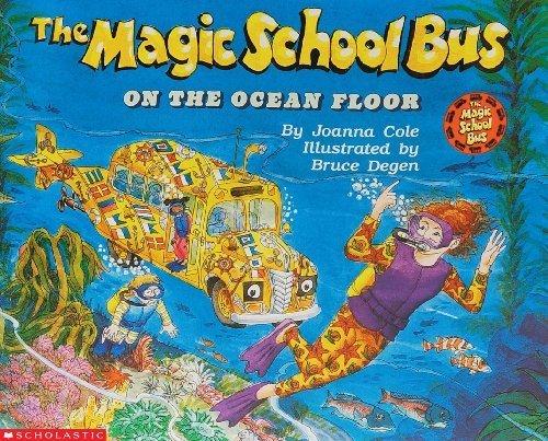 9780590728362: Magic School Bus on the Ocean Floor Big Book