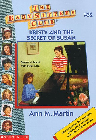 9780590731898: Kristy and the Secret of Susan (Baby-sitters Club)