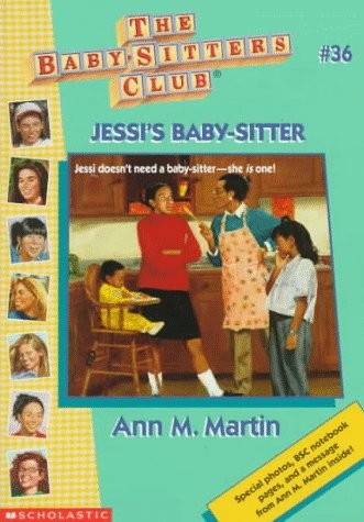 9780590732857: Jessi's Baby-sitter (Baby-Sitters Club: Collector's Edition)