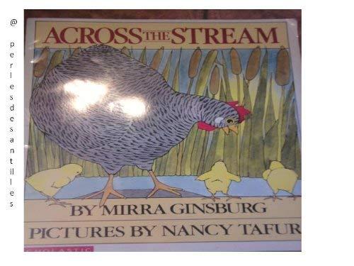 9780590733052: Across the Stream (Scholastics Big Books)