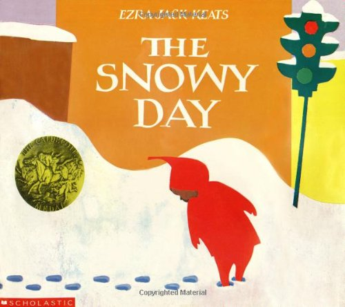 9780590733236: The Snowy Day (Big Book)