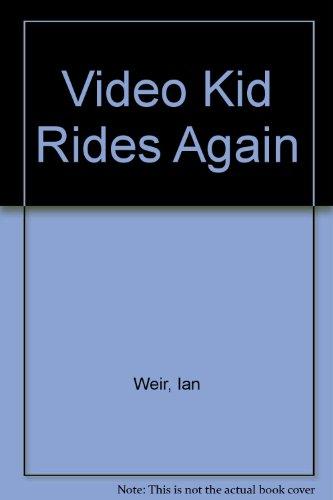 9780590733588: Video Kid Rides Again