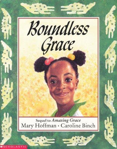 9780590737913: Boundless Grace