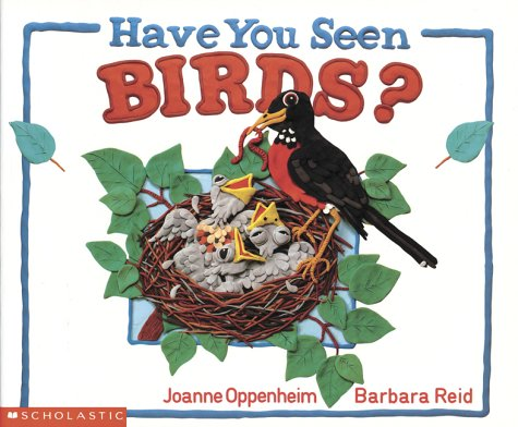 9780590738255: Have You Seen Birds?