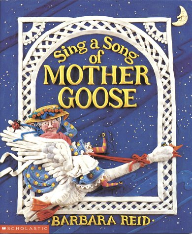 9780590738385: Sing a Song of Mother Goose --1991 publication.