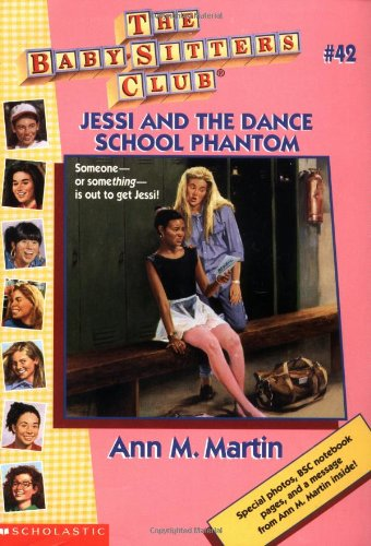 9780590742429: Jessi And The Dance School Phantom (The Baby-Sitters Club #42)