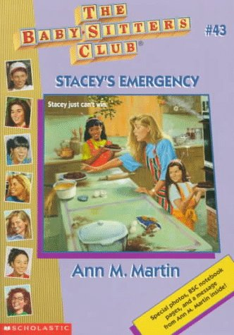 9780590742436: Stacey's Emergency (Baby-Sitters Club: Collector's Edition)