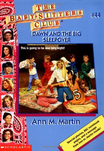 9780590742443: Dawn And The Big Sleepover (Baby-Sitters Club: Collector's Edition)