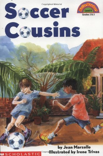 9780590742542: Soccer Cousins (Hello Reader! - Level 4, Grades 2 & 3)