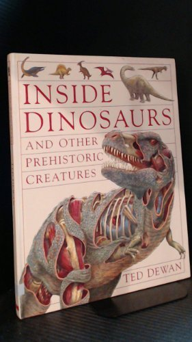 9780590748391: Inside Dinosaurs and Other Prehistoric Creatures