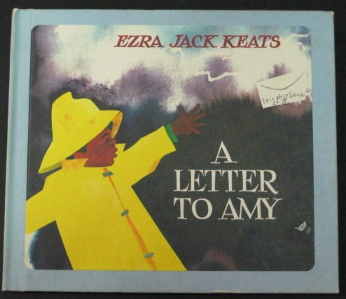 9780590757300: A Letter to Amy