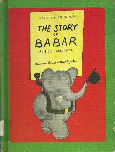 9780590757485: The Story of Babar: The Little Elephant