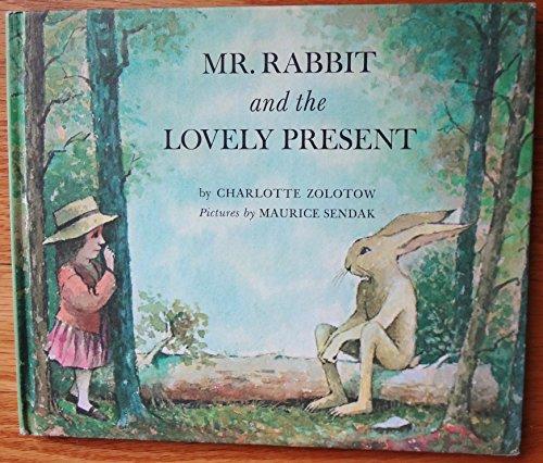 9780590757522: Mr. rabbitt and the Lovely Present