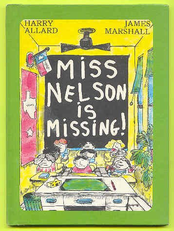 9780590757690: Miss Nelson is missing!