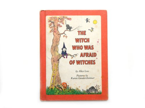9780590757836: The witch who was afraid of witches