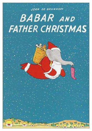 9780590757867: Babar And Father Christmas