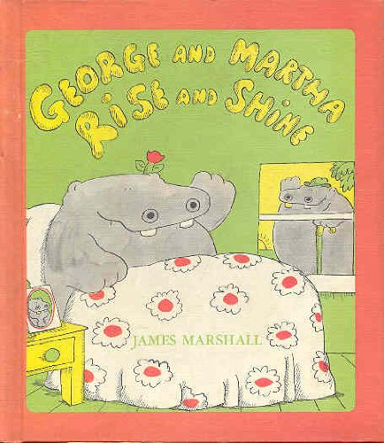 9780590757980: George and Martha rise and shine
