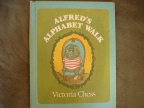 9780590758192: Alfred's Alphabet Walk