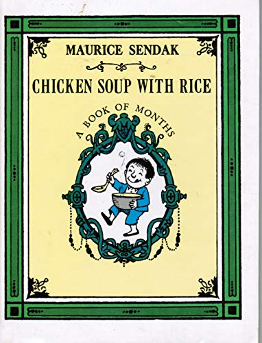9780590758253: Chicken Soup with Rice: A Book of Months
