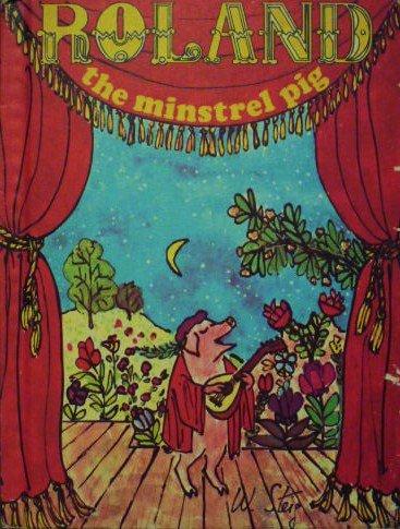 9780590758260: Roland, The Minstrel Pig