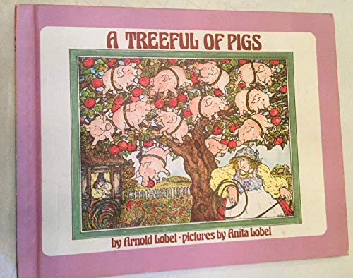 9780590759359: A Treeful of Pigs (Author :Arnold Lobel and Anita Lobel)