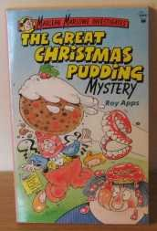Marlene Marlowe Investigates the Great Christmas Pudding: Apps, Roy