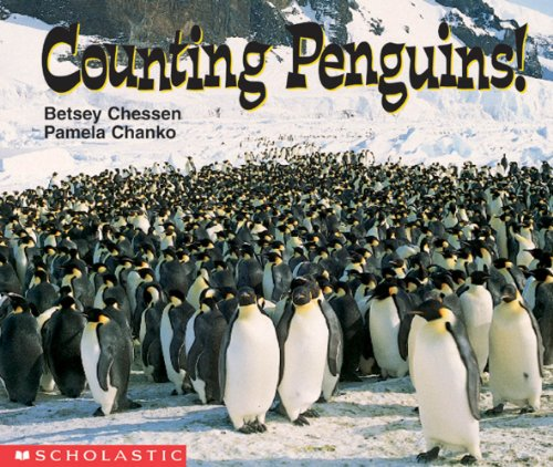 Counting Penguins (Science Emergent Readers) (9780590761543) by Scholastic