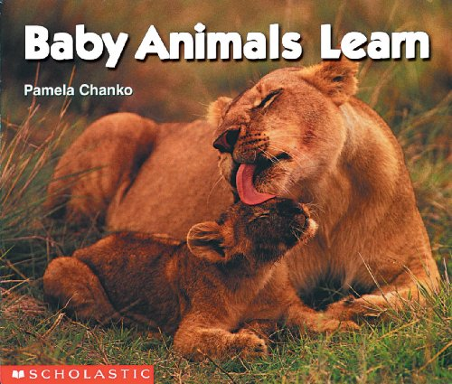 9780590761574: Baby Animals Learn (Science Emergent Reader) (Bk. 2)
