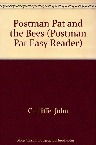 9780590761857: Postman Pat and the Bees (Postman Pat Easy Reader S.)