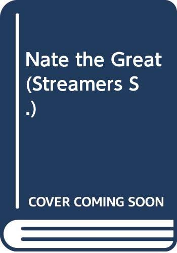 9780590762151: Nate the Great (Streamers S.)